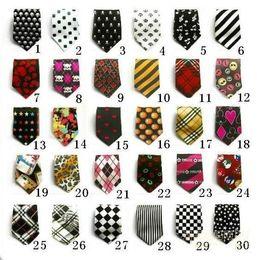 Wholesale Children s Ties Hot sale fashion Necktie Boys Girls Tie Baby Neckwear Neckcloth free choose colour