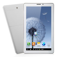 7 inch Android 4.1 8GB 3PCS MTP235 MTK6515 Tablet PC 9 Inch Android 4.1 2G GSM Monster Phone Bluetooth Dual Camera White PH78