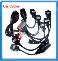 Wholesale OBD2 Cables FoR CDP Pro Cars Cables Diagnostic Interface Tool full Cables fast free ship