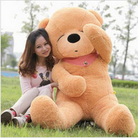 Teddy Bear big teddy bear - 1 m Plush toys large size160cm teddy bear cm big embrace bear doll lovers christmas gifts birthday gift