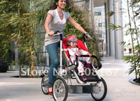 Wholesale child and mother stroller bike baby amp mom bicycle pc free ship
