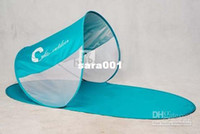 Wholesale Foldable Sun Shade Beach Tent promotion