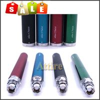 Wholesale Ego Twist Battery Electronic Cigarette adjustable voltage battery v E cigarette ego c twist battery for EGO CE4 Atomizer