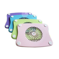 Single Fans other  Cp15 12 - 14 laptop cooling pad radiator multicolour cooling base
