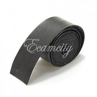 Wholesale NEW Black Anti slip Tennis Racket Handle Tape Badminton Squash Bat Over Grips Roll Bands Gift