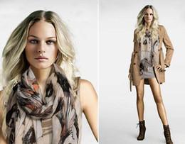 Wholesale Hot Sale women Scarves ladies voile cotton pashmina scarves multicolor begonia printed fashion scarf