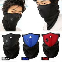 Wholesale High quality New Cycling Bike Sports Bicycle Neck Warm Protect Face Mask Veil Guard Veil