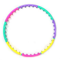 Wholesale New Hula Hoop Magnetic Therapy Massage Hula Hoop Slim Abdominal Exercise