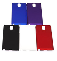 For Samsung Metal For Christmas Wholesale Multicolor Hard Matte Shell Case Cover Skin for Samsung Galaxy Note 3 III N9000