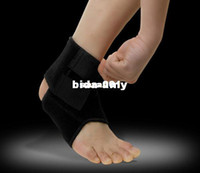 Ankle Support   Wholesale - Riding dance volleyball football sports safety drop resistance leg ankle brace protective pad pads guard support protector