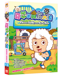 Wholesale best selling children DVD movies TV Serie movie xiyangyang huitailang DHL from gemma