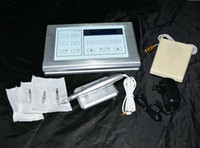Wholesale Permanent makeup kit tattoo machine with best makeup rotary machine and makeup needles complete tattoo kit