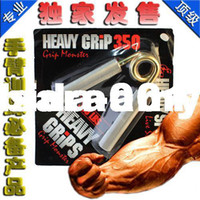 Wholesale fitness equipment Sport Grip Hand Grippers Professional wrist length grip handle training device Lbs