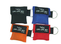 Wholesale CPR mask Portable emergency mask artificial breathing mask one way valve design