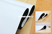 Wholesale Office Wall Magnetic Soft Suspension Stickers Graffiti Wall Panel Whiteboard Erasable Paper White Board To Stick