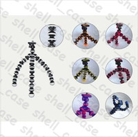 Wholesale Christmas Gift Octopus Camera Tripod Size L Mini Stand Flexible Gorillapod SLR ZOOM Camera Tripod for Digital Camera With Retail Package