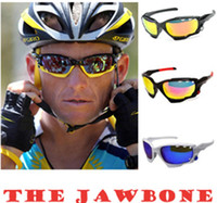 PC armstrong blue - 27 color sport cycling sunglasses men Armstrong s outdoor Glasses Interchangeable lenses blue white colour