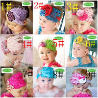 Hair Sticks feather Animal Wholesale 20pcs Baby feather Headbands Baby girl feather Hair Ornaments Shining headwear Kids' accessories peacock feather hairband for kid