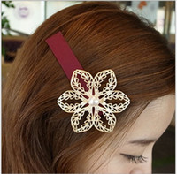 Barrettes & Clips Women's Party Hot Sale Korean Fashion Style Hairpin Hair Clip Hair Accessories For Women L456