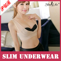 Wholesale Weight Management For Breast Push Up Body Shaper Rayon Bra
