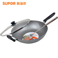 other   Supor wok fc32e cast iron wok 32cm coating pan electromagnetic furnace general