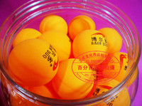 Wholesale Table tennis ball white or yellow color