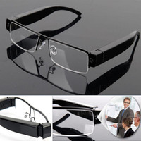 Wholesale FULL HD P hidden camera spy glasses camera video recorder HOT mini dvr sunglass V13 eyewear dv support TF card camcorder
