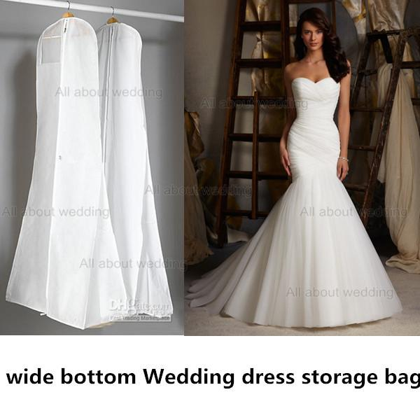 wedding dress store takeout easy to take bag bridal accessory bride