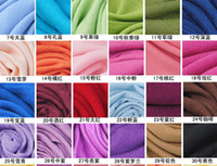 Wholesale winter solid color High imitation cashmere shawl Pashmina scarves candy colors
