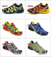 Wholesale Delivered Zapatillas Salomon Speedcross Running Shoes Men s Walking Ourdoor Sport Athletic Shoes BB