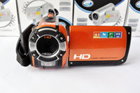 Wholesale HDV E quot TFT Display HD P MP x Digital Zoom Waterproof Camcorder Digital Video Camera