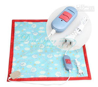 Wholesale Drop Shipping Fashion Duplex Printing Pet Thermostat Heating Pad Warm Electric Blanket