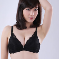 Bralette Sets Cotton Normal sexy Supply Triumph Lingerie New type massage water bag bra breast models a generation of fat