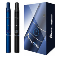 Wholesale DHL Hottes New Portable Product ATMOS RAW Dry Herb Vaporizer E Cigarette DHL