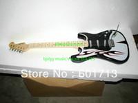 Solid Body 6 Strings Mahogany High Quality Newest Black SG Electric Guitar Custom Shop Custom Guitar Free shipping