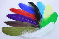 Wholesale Turkey Marabou Feathers washed goose down cm Fluffy DIY kind colors u choose