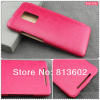 For Apple iPhone Leather Yes PU+Microfiber Thin Flip Luxury Wallet Leather Case Mobile phone accessories For HTC One Max T6 8088 Free DHL,100pcs lot