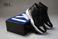 Wholesale 3 Colours Hot Sale New Model Air Retro XI Space Jams Men s Basketball Sport Footwear Sneaker Trainers Shoes Colours