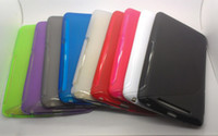 nexus 7 2013 - Jelly Translucent Slim TPU Table Case For Google Nexus ASUS With Retail Package