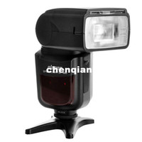 Universal Yes SP-680 speedlite camera Oloong SP-680 lights SP680 Flash Speedlite for Canon 600 1DX 5DII 6D 6D 7D 70D 60D 300D studio flash