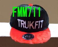 Trukfit cap men baseball cap snapback caps adjustable hats m...
