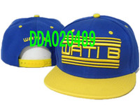 Wholesale - Wait B New Arrival- Fashion Hats Snapbacks Hats A...