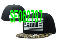 Wholesale cap caps snapback cap sport baseball caps fashion Wait B cotton cap caps