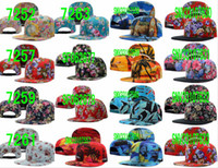 Wholesale GALAXY Plain caps flower Hawaii blank cap Cayler Sons Snapback Hats Rozay snap backs Hat hip pop