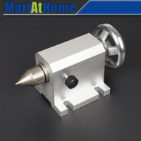 Wholesale CNC Tailstock Chuck mm for Rotary Axis A Axis th Axis CNC Router Engraver Milling Machine SM404 SD