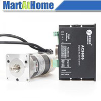 Wholesale CNC Brushless Servo Kit Leadshine Servo Drive ACS606 W Brushless DC Servo Motor SM409 SD