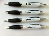 Wholesale white ballpoint pen correction pen roller pen promotion pen