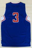 Wholesale LA Chris Paul Mens Basketball Jerseys