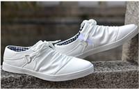 Cheap Hot selling Korean fashion men's flat shoes British fashion casual shoes PU white lace shoes Free shipping