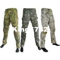 Wholesale Brand G3 Combat Pants tactical pants Leisure trousers camouflage pants Combat Knee Pads